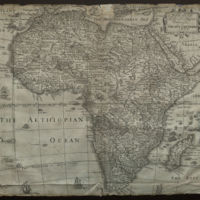 Africae descriptio nova : Impensis Philippi Chetwind