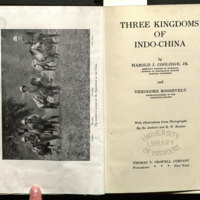 Three kingdoms of Indo-China
