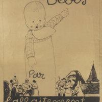 Sauvons les bébés par l'allaitement maternel [graphic] / [dessin de] R. Stéphany.