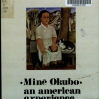 Miné Okubo : an American experience