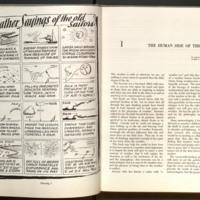 Eric Sloane's Weather book.