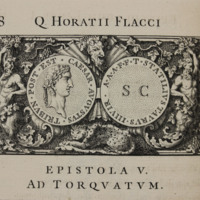 Quinti Horati Flacci opera