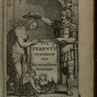 Pub. Terentii Comœdiæ sex / ex recensione Heinsiana