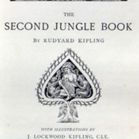 Jungle book, 2nd<br />