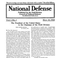 National defense.