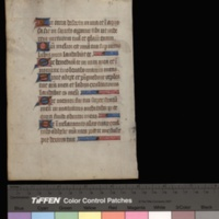 Book of hours. Selections<br />