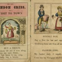The New London cries, or, A visit to town.