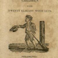 London cries for children : with twenty elegant wood cuts.