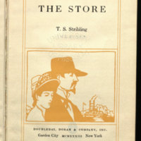 The store / [by] T. S. Stribling.
