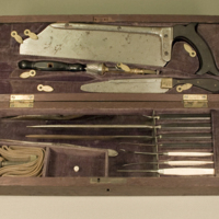 Dissection and Surgical Tools (Physician's Kit).