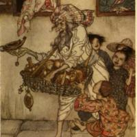 The Arthur Rackham fairy book : a book of old favourites with new illustrations
