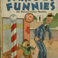 Famous funnies.<br />