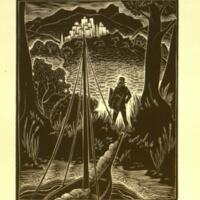 God's man ; a novel in woodcuts / by Lynd Ward.<br />