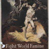 Fight world famine [graphic] : enroll in the Boys' Working Reserve.