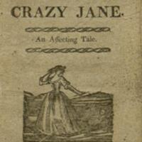The History of crazy Jane : an affecting tale.