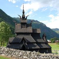 Borgund - Stavkirke