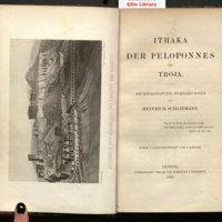 Ithaka, der Peloponnes und Troja : archäologische Forschungen