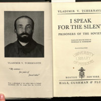 I speak for the silent prisoners of the soviets / translated from the Russian by Nicholas M. Oushakoff.