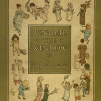 Under the window : pictures & rhymes for children.