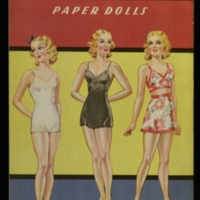 Boots and her buddies paper dolls.