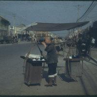 Hiller 09-020: Nanking street vender