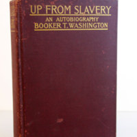 Up from slavery : an autobiography / by Booker T. Washington.