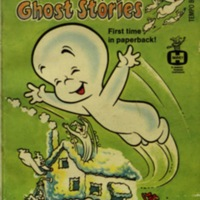 Casper the friendly ghost : ghost stories.