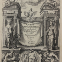 Ovid's Metamorphosis. : Englished, mythologiz'd, and represented in figures