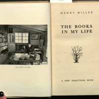 The books in my life