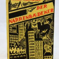Der Narrenbaedeker : Aufzeichnungen aus Paris und London / Arthur Holitscher ; mit fünfzehn Holzschnitten von Frans Masereel.