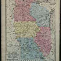 Illinois, Wisconsin, Iowa, Missouri, and Minnesota.
