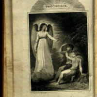 The death of Cain, in five books, after the manner of The Death of Abel / by a lady.<br />