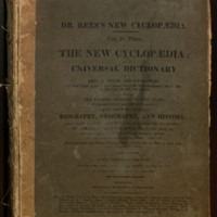 The cyclopaedia ; or, Universal dictionary of arts, sciences, and literature. Plates 4