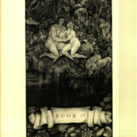 Paradise lost and Paradise regain'd / by John Milton ; with an introduction by William Rose Benét and illustrations by Carlotta Petrina.
