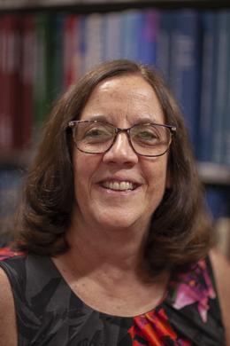 E. Diane Johnson Staff Pic